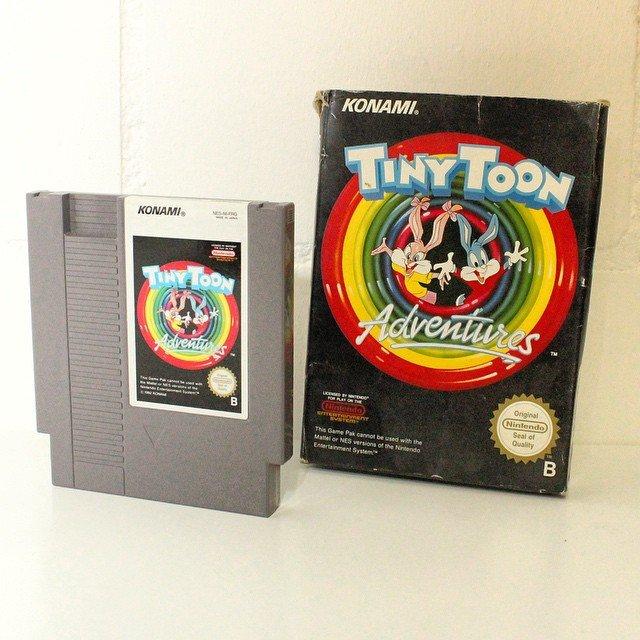 Tiny Toon ein weiterer Klassiker auf der Nintendo NES nintendo…