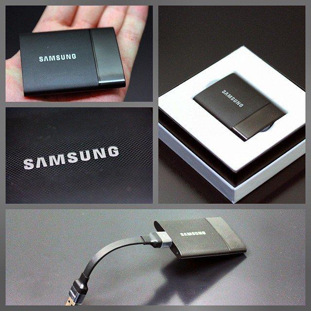 Die neue, geile externe SSD von @Samsung_CH mit dem Namen…