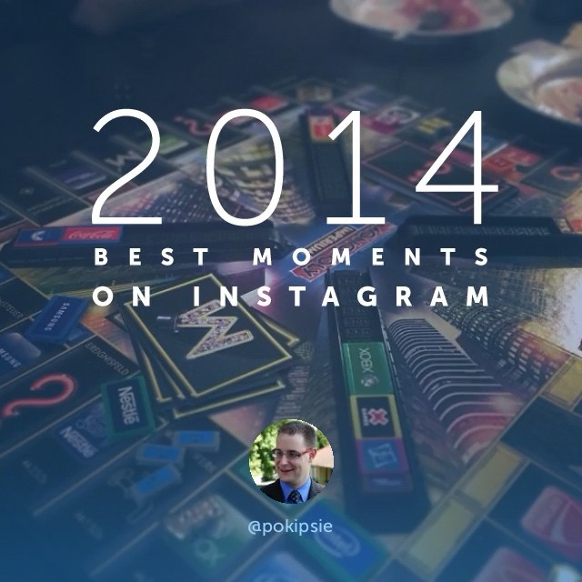 Thank to all my real followers and for your Likes during the 2014 - love to see you 2015 again on my Pocture stream :-) #memoicono #2014 #yearinreview #instagram #instavideo