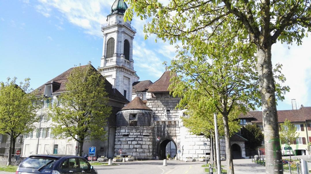 Video «Solothurn» es muss nicht immer alles Cool und Hip sein