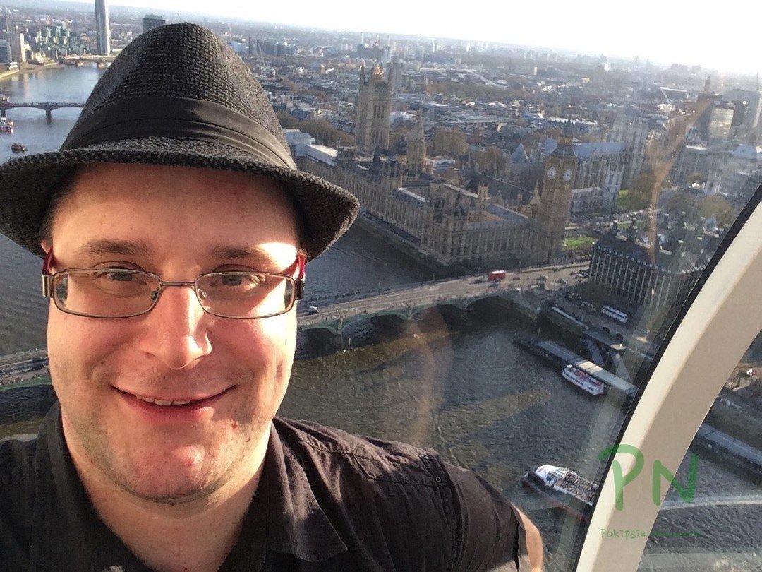 Zwei Tage London mit Huawei