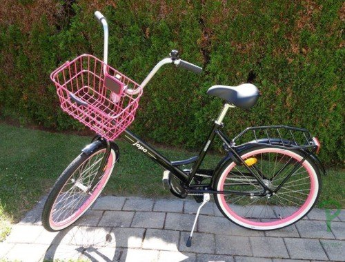 Jopo - Finnisches Bike mit Stil