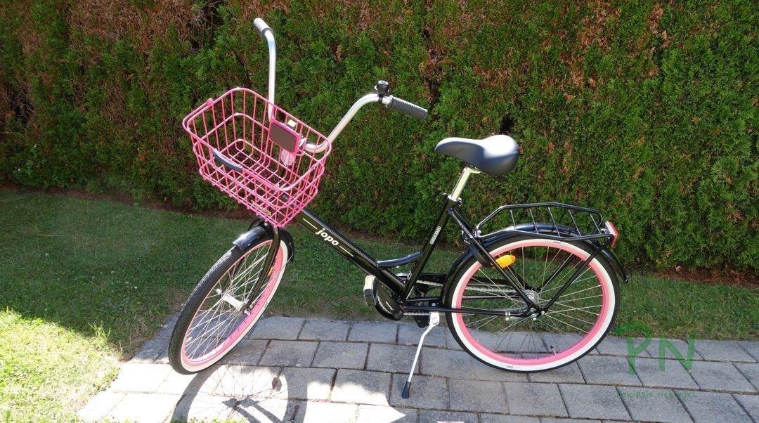 Jopo – Finnisches Bike mit Stil