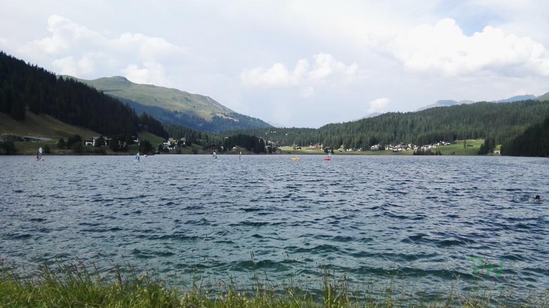 Ferien in Graubünden Filisur - Davosersee 3