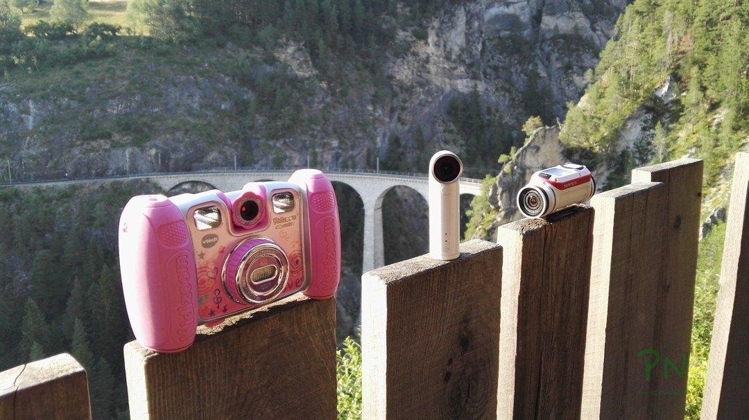 Ferien in Graubünden Filisur - Landwasserviadukt 2