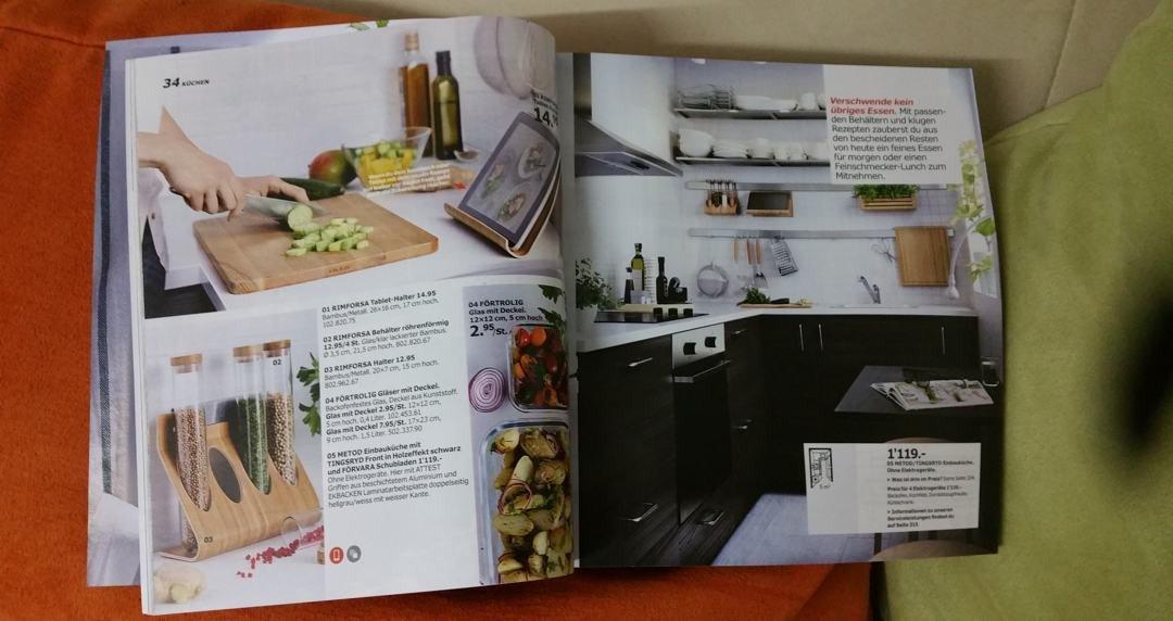 Neuer IKEA Katalog 2016