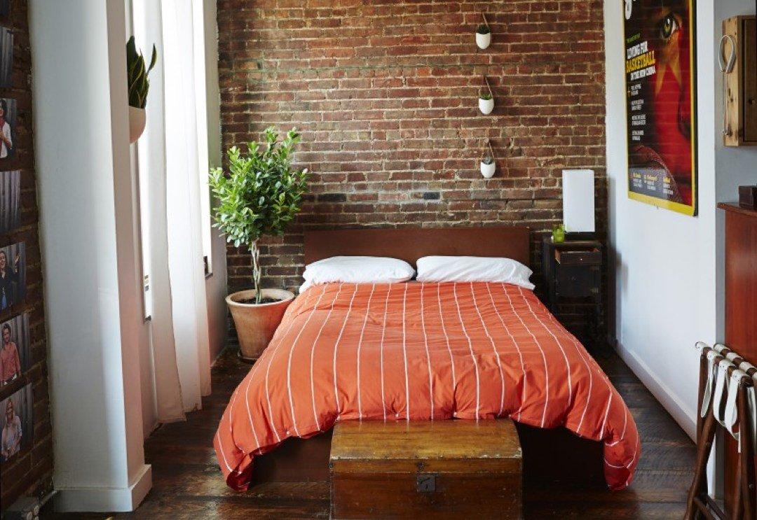 Airbnb Beispiel eines Zimmers