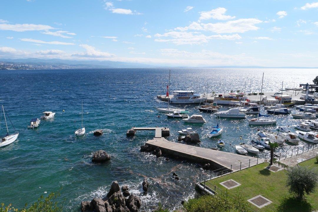 Opatija - Ferien in Kroatien