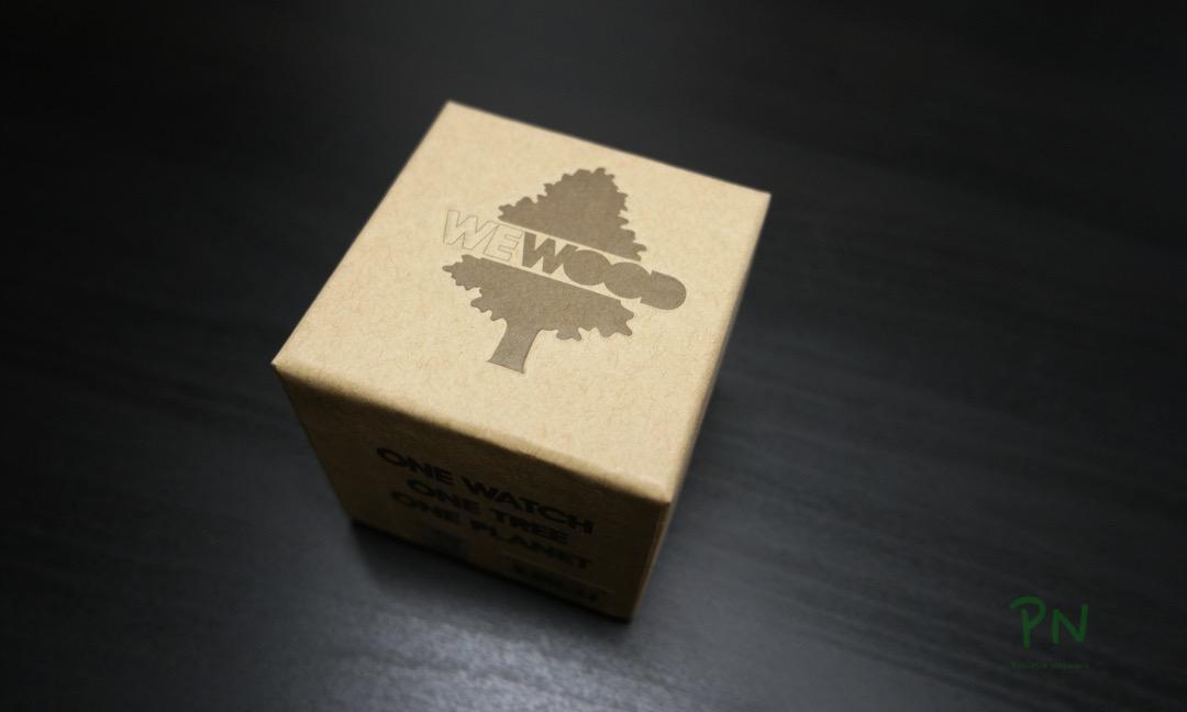 WeWood Date black/beige - die Uhr aus Holz