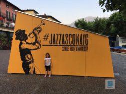 Ausflug an das JazzAscona 2016