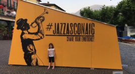 Ausflug an das Jazz Ascona 2016
