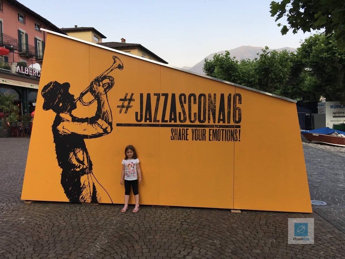 Ausflug an das Jazz Ascona 2016