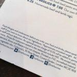 London 2016 mit Huawei - Carluccios's - glutenfrei Essen in London