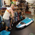 JOBE SUP – Paddleboarding das etwas andere Wasservergnügen