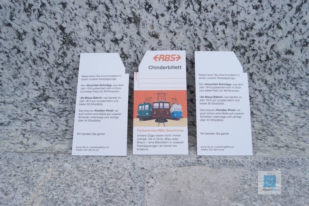 RBS -Chinderbillett