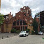 Kurztrip nach Frankfurt/Offenbach mit Hasbro