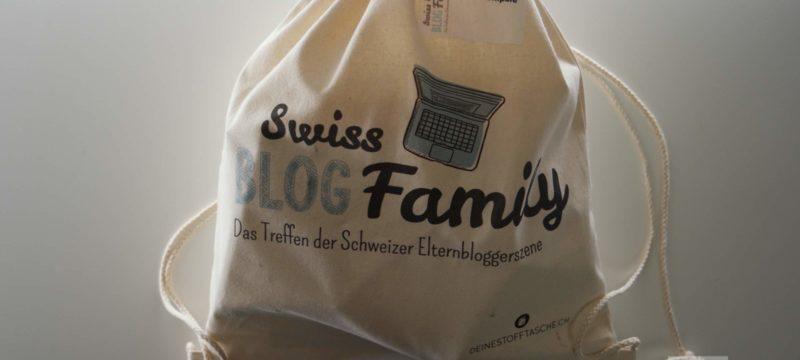 Swiss Blog Family – Bloggerkonferenz 2016