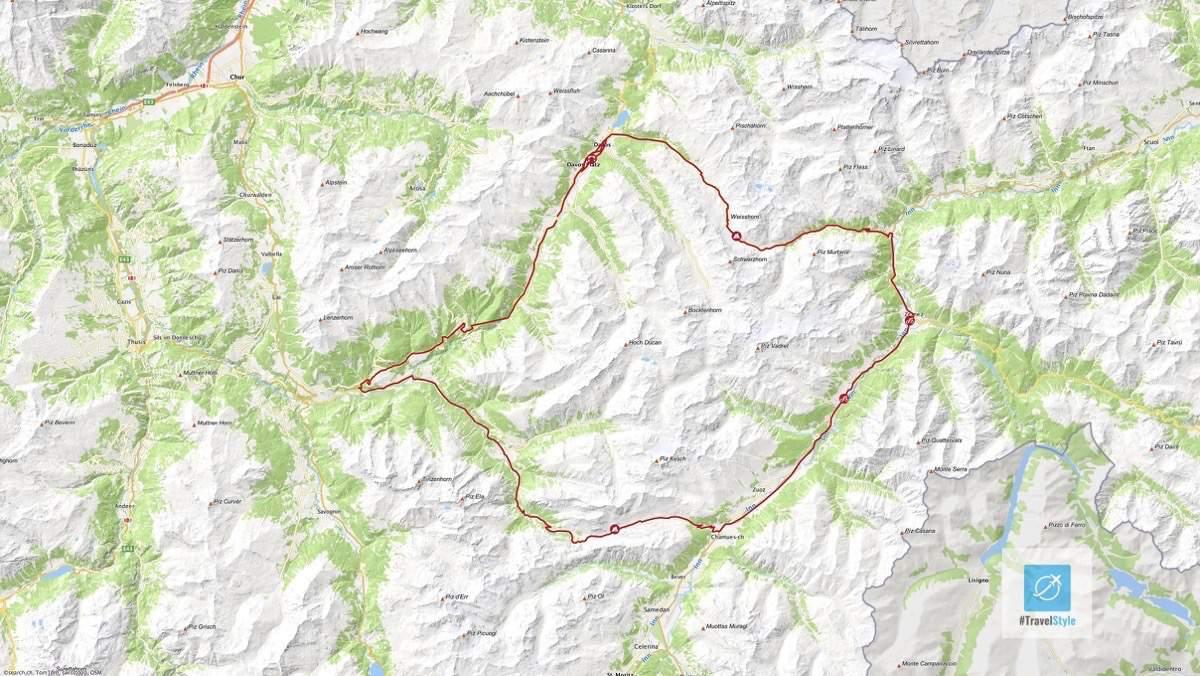 Tour de Suisse 2016 - Etappe 9