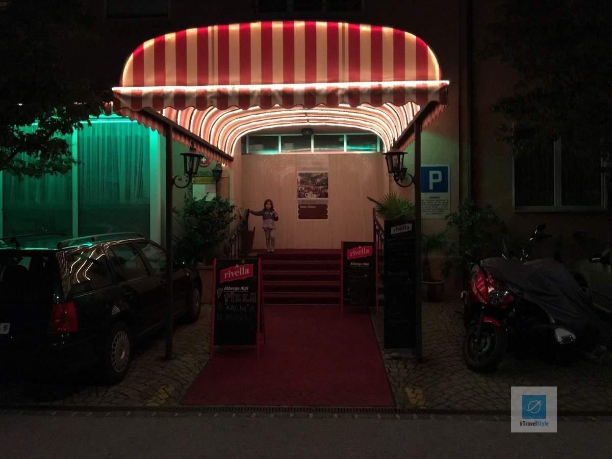 Hotel Alpi Locarno