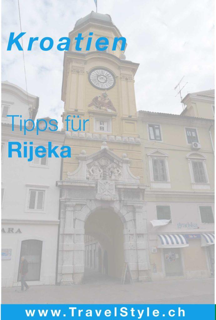 Ferien in Krotaien - Rijeka