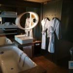 Mein Badezimmer im Sofitel in München