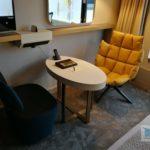Mein «Lounge-Bereich» im Sofitel in München