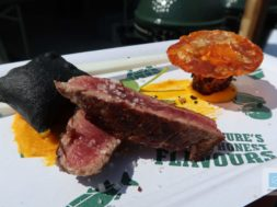 Big Green Egg's Flavour Fair in Aarau
