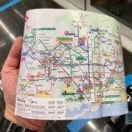 Der Beste Plan für Barcelona - kompakt mit allen U-Bahn und Bus-Routen