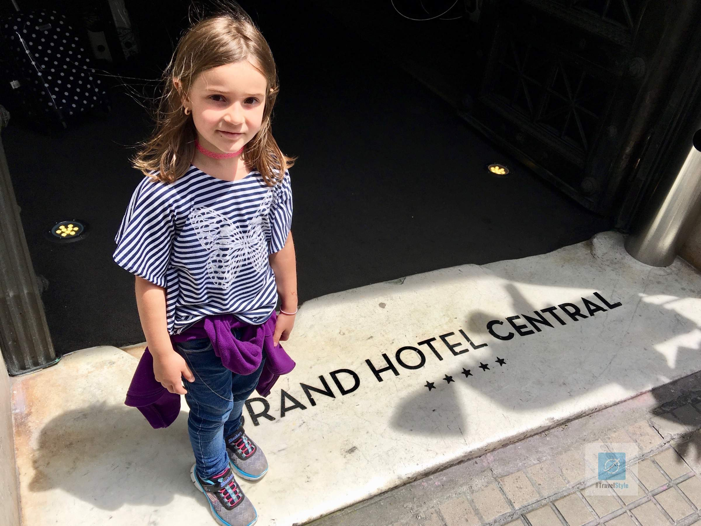 Das Grand Hotel Central