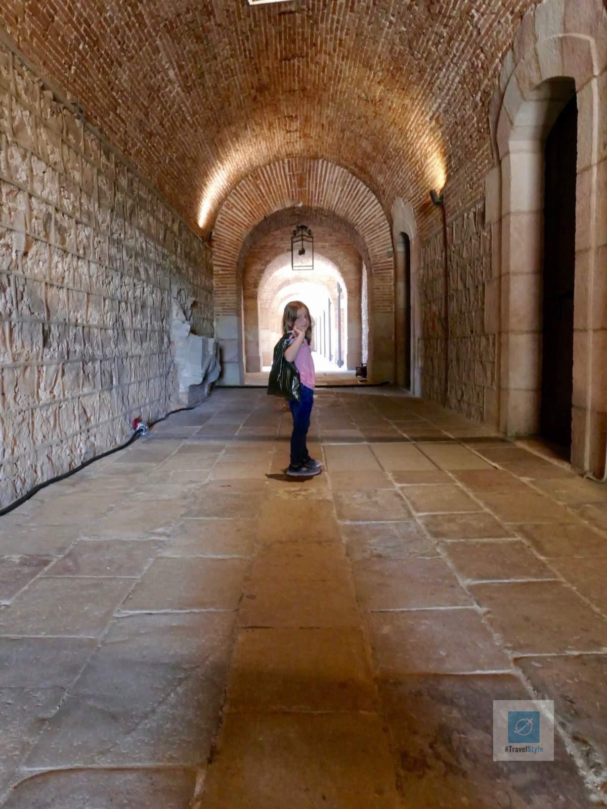 Im Castell Montjuic