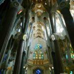 La Sagrada Familia von Innen