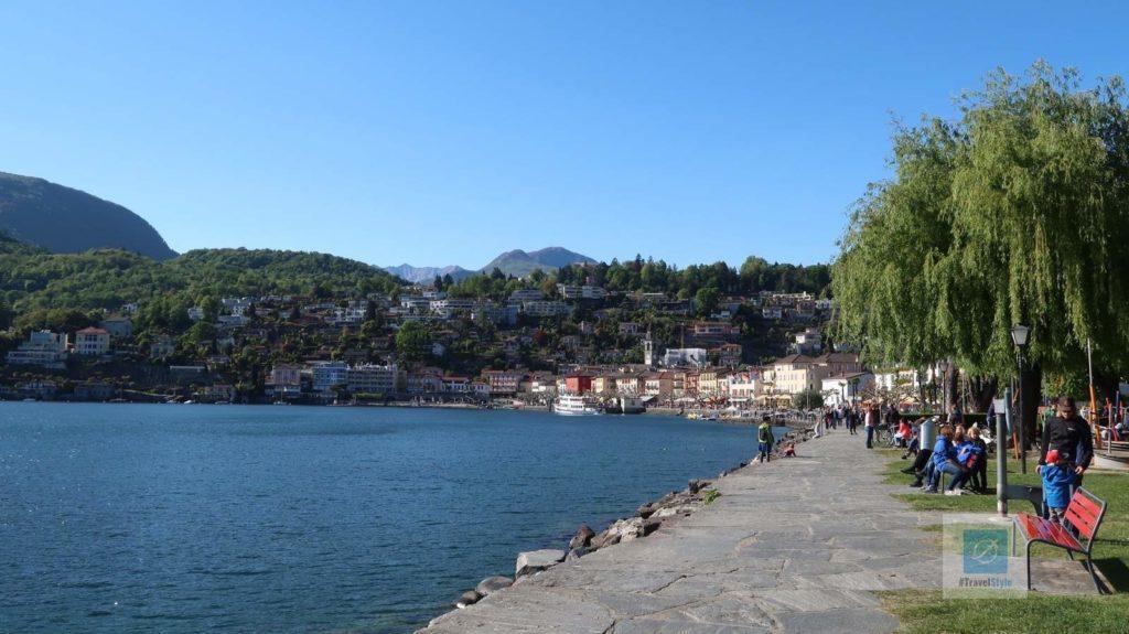 Zu Besuch in Ascona