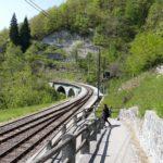 Bahnhof und Talstation Rasa - Verdasio