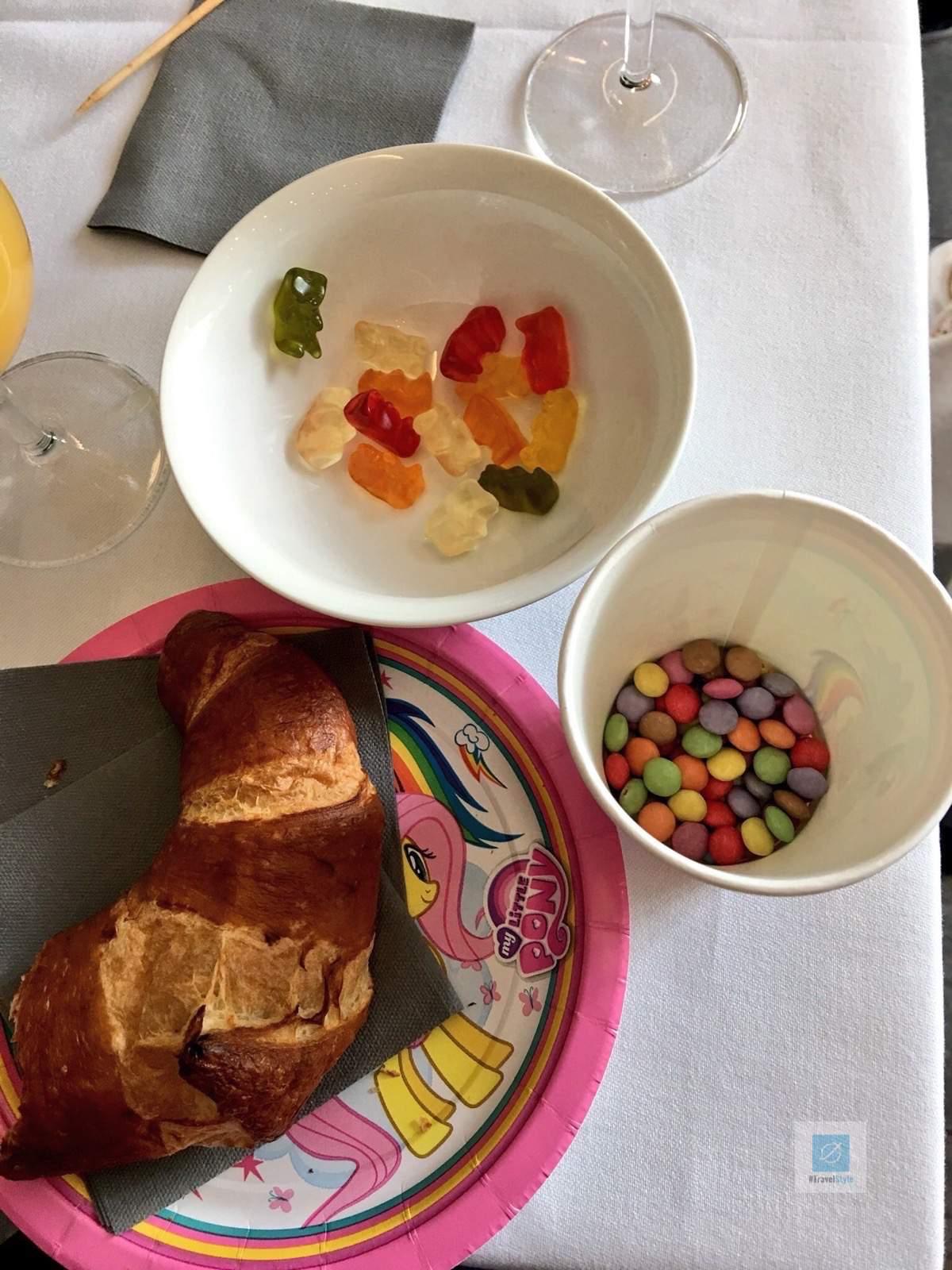 Das Kinderfrühstück - einmal im Jahr darf es ungesund sein