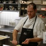 Stefan Bader bei der Arbeit