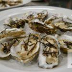 Die Muscheln mit Trüffel