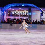 Events auf der Eisplanade