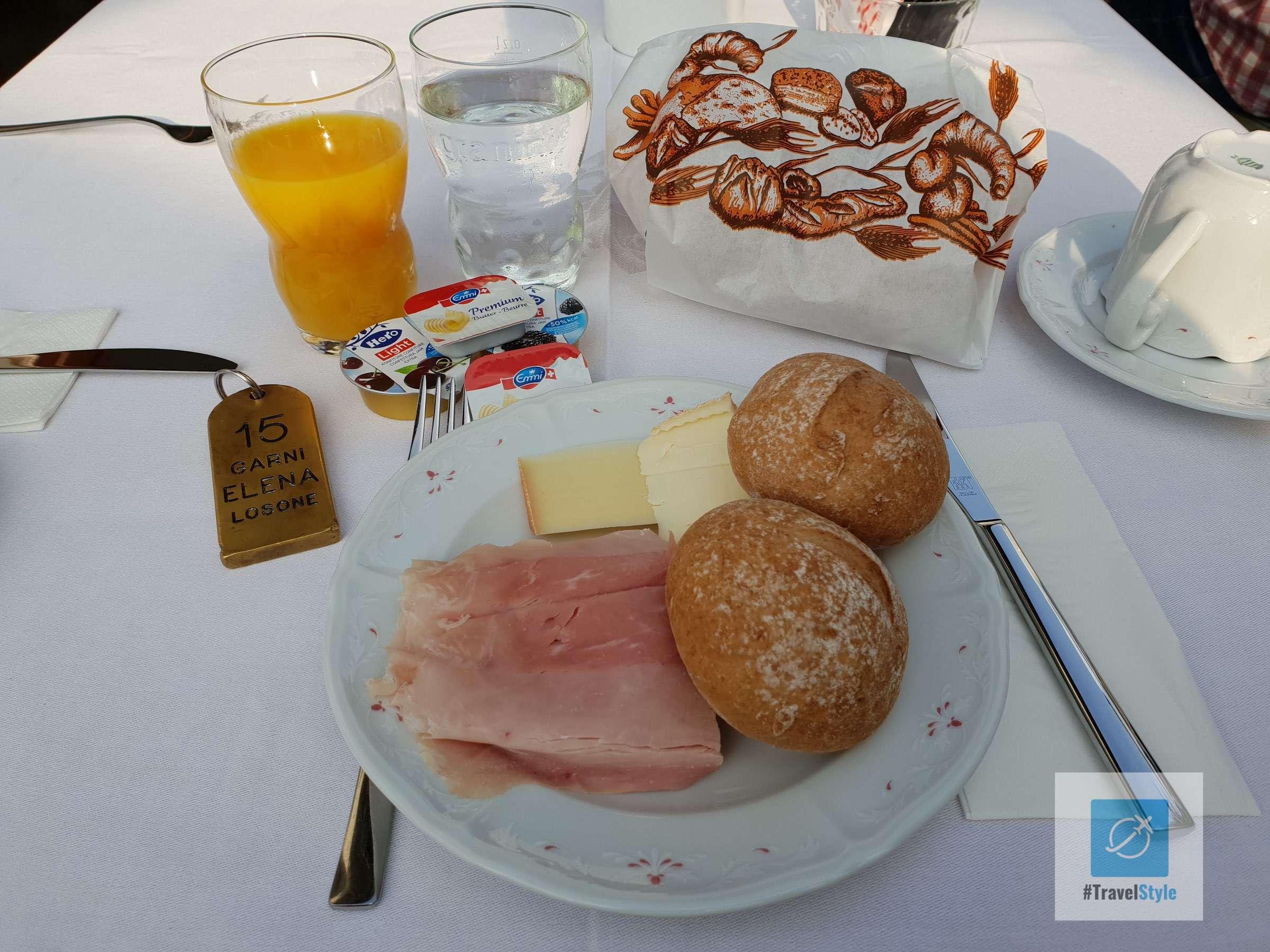 Mein Frühstück - mit leckeren, glutunfreien Brötchen