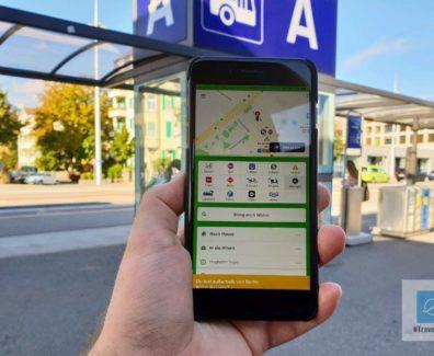 Citymapper meine App in einer fremden Stadt