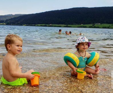 Vallée de Joux – zwei Nächte auf der Alp