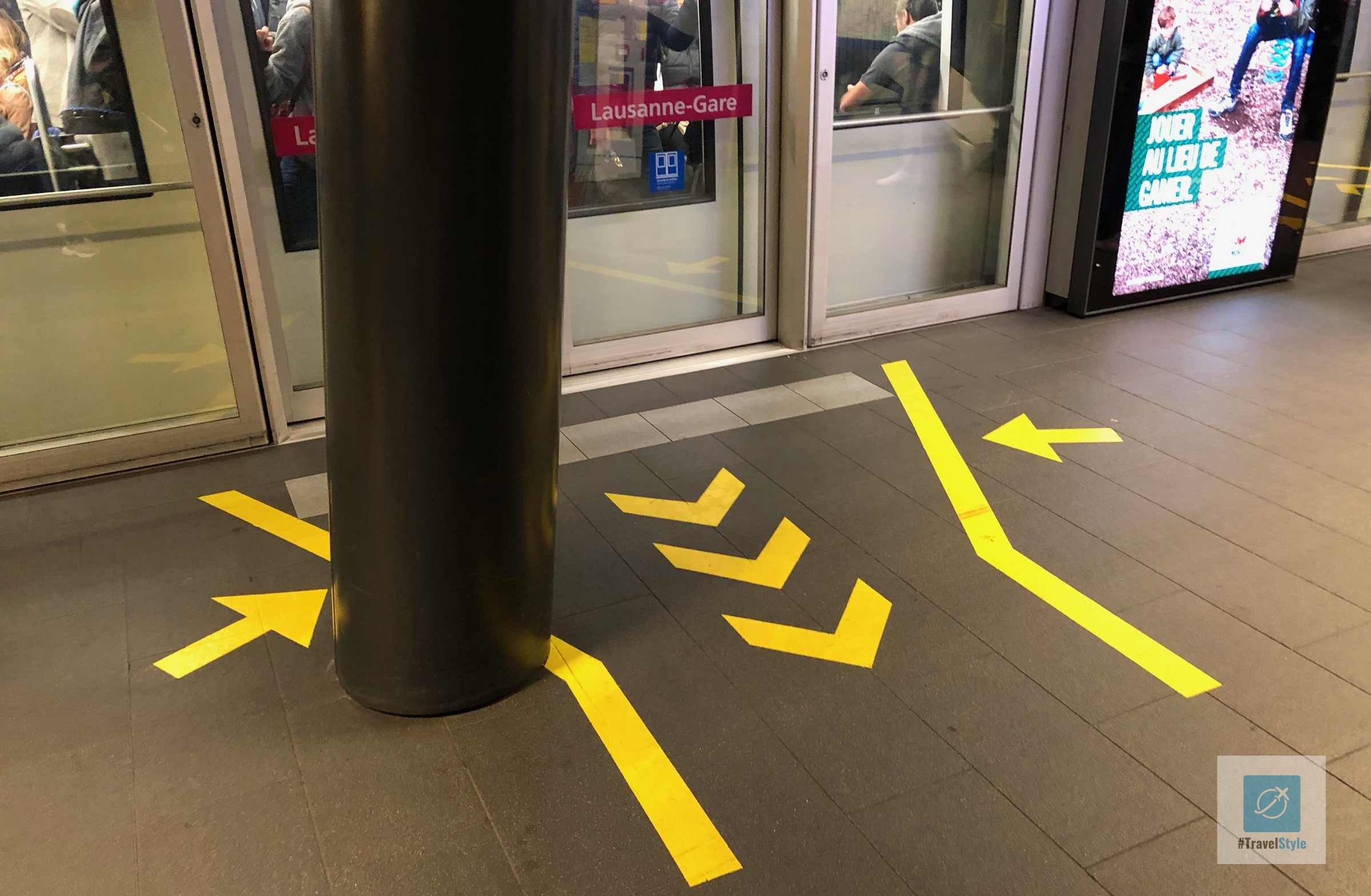 Lausanner U-Bahn