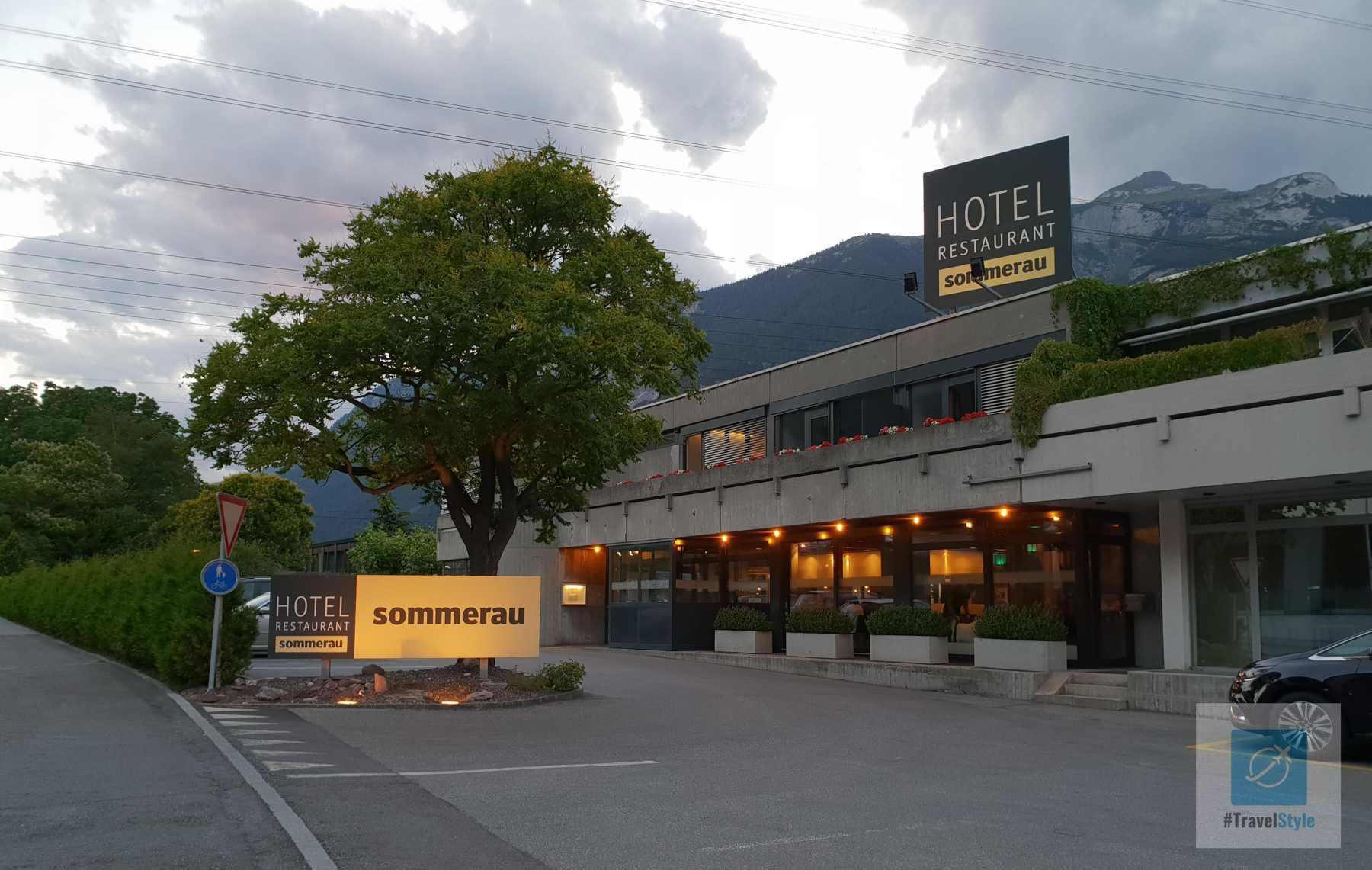 Hotel Sommerau Chur – eine Nacht in der Bündner Hauptstadt