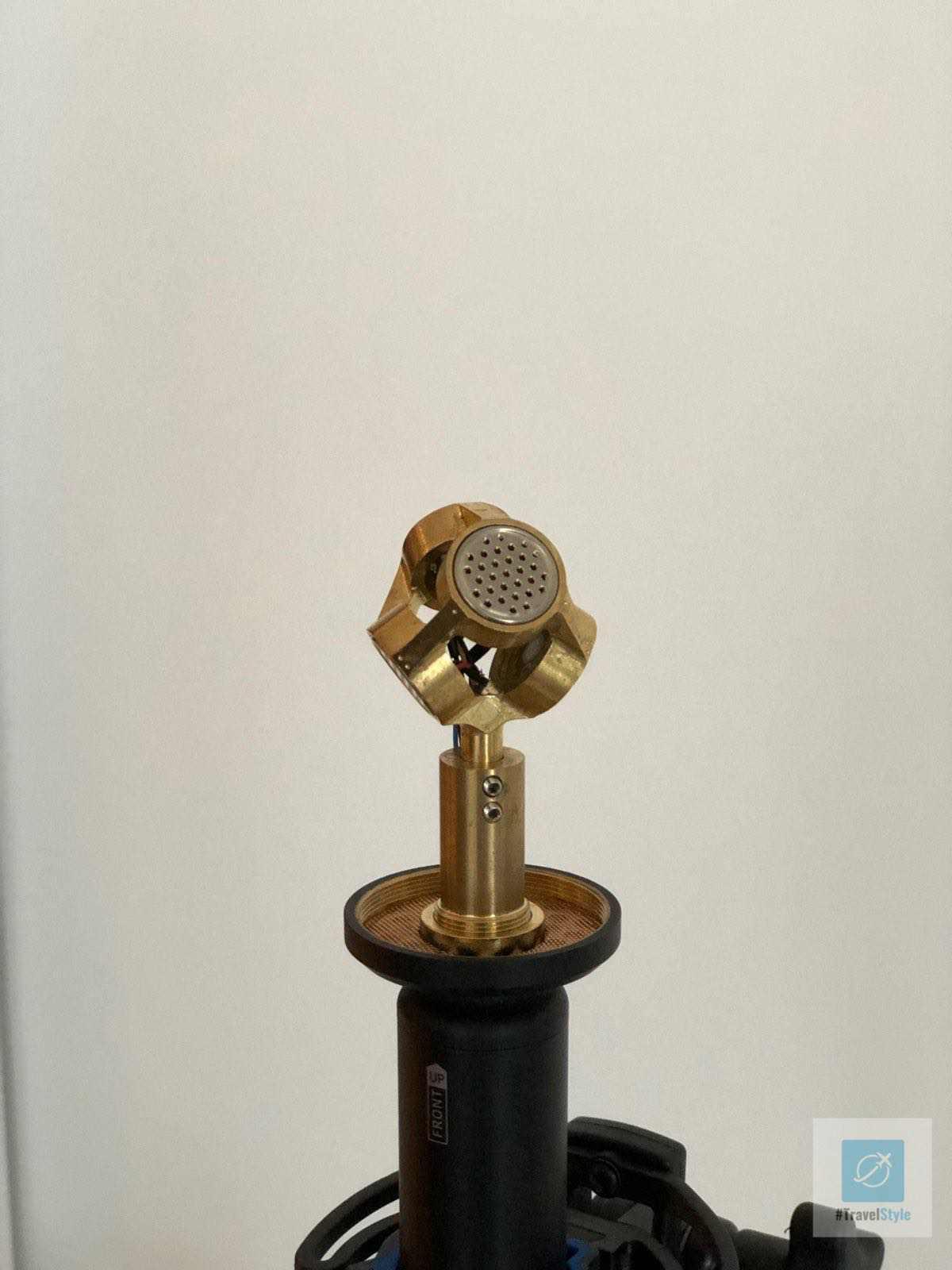 Das Ambeo Mikrofon