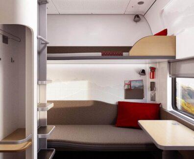 ÖBB Nightjet – Neue Schlafwaggons für mehr Reise-Komfort