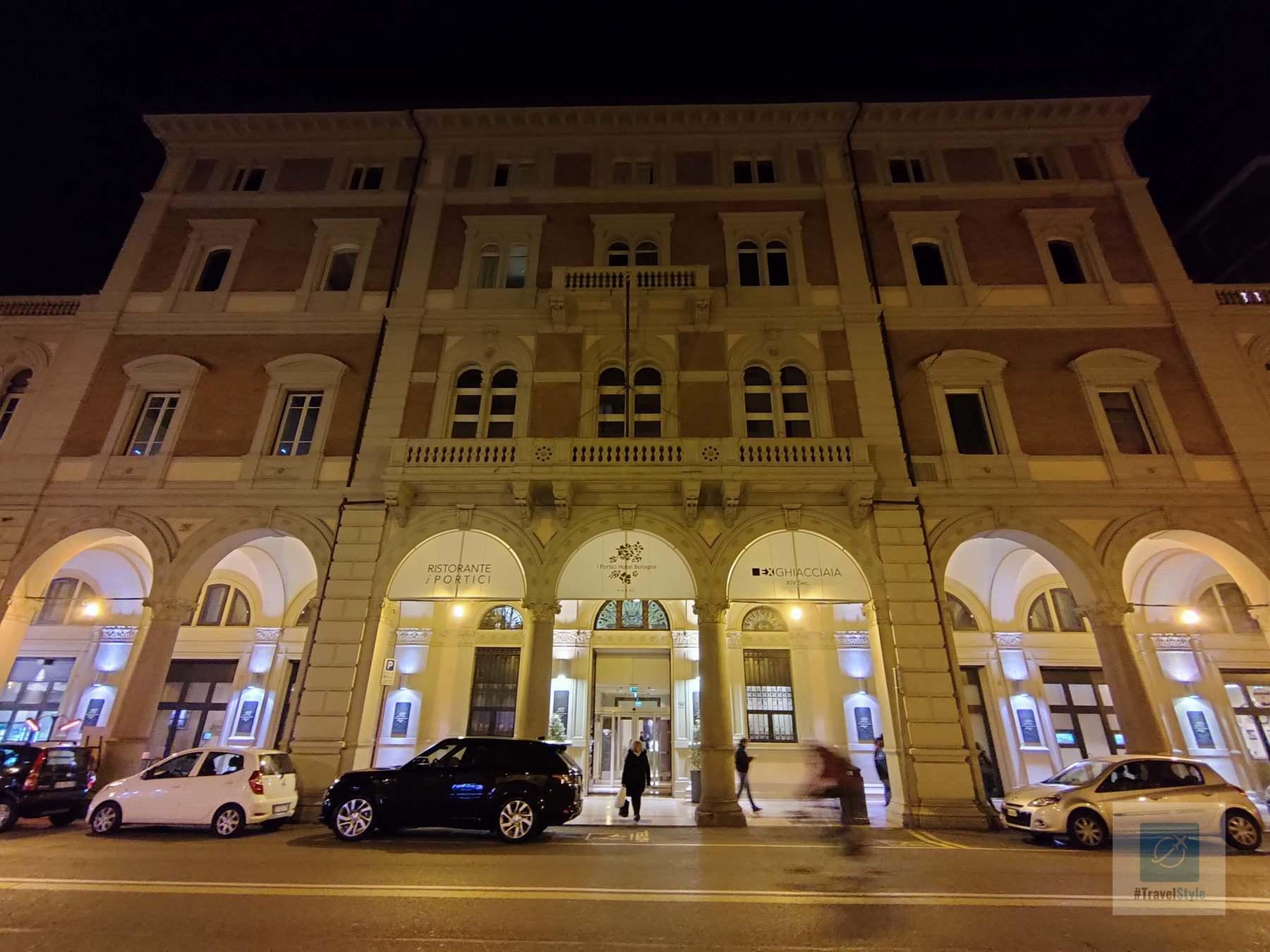 Unser Hotel il Portici