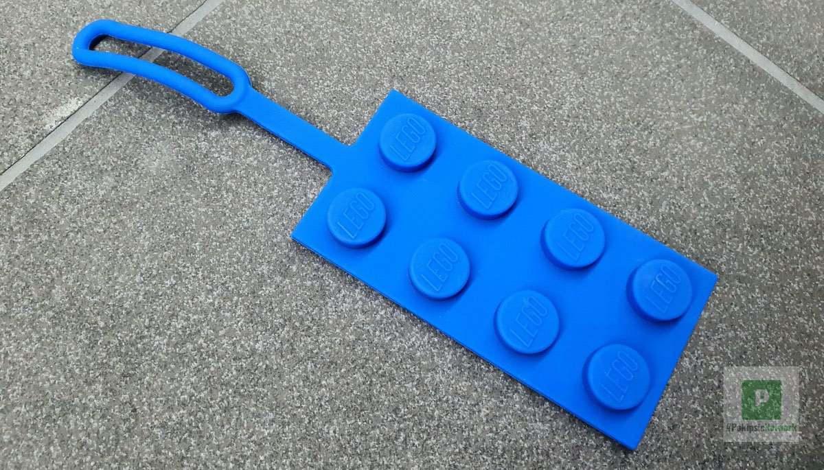 Mein LEGO Etikett