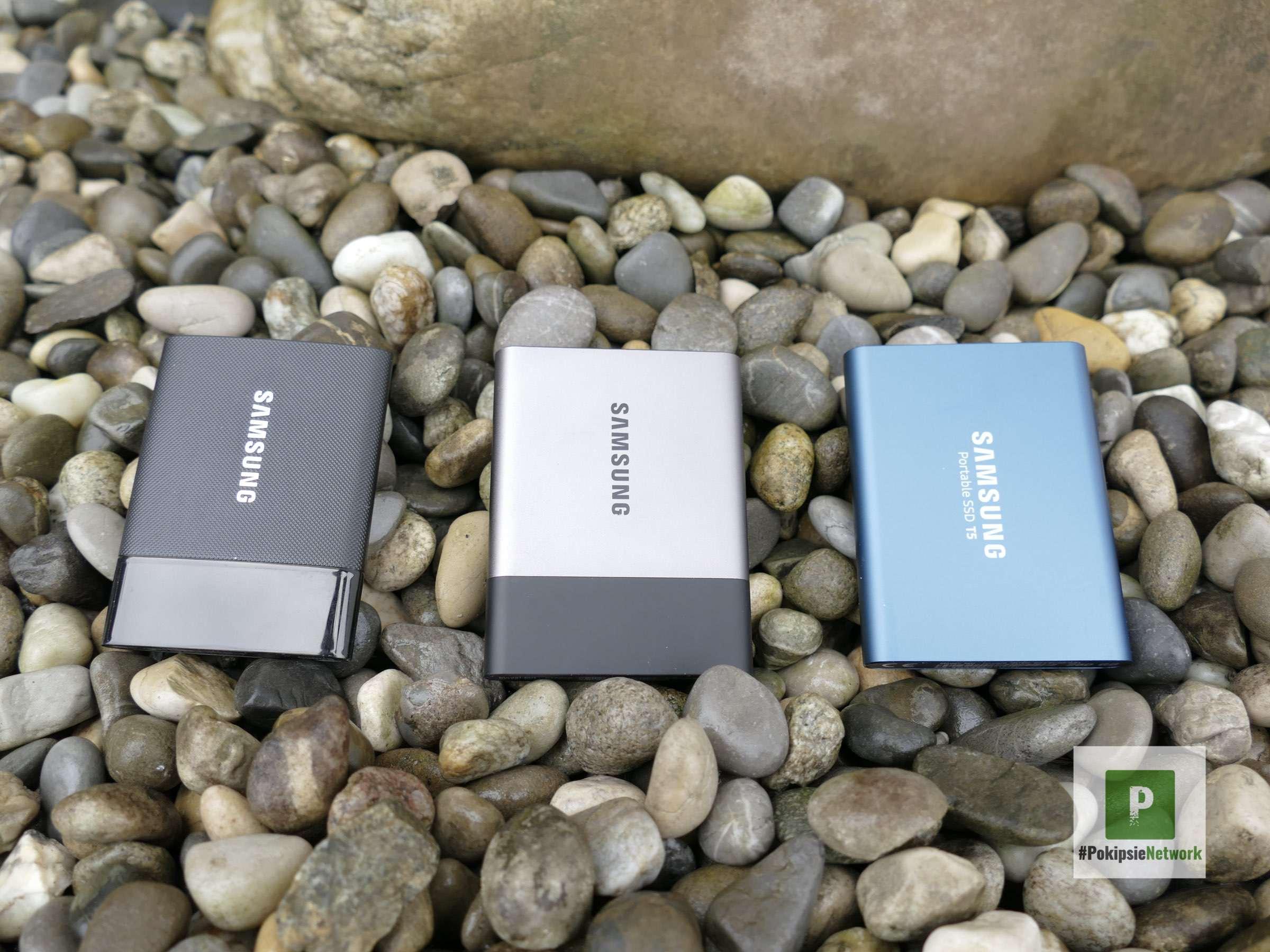 Samsung SSD T-Reihe