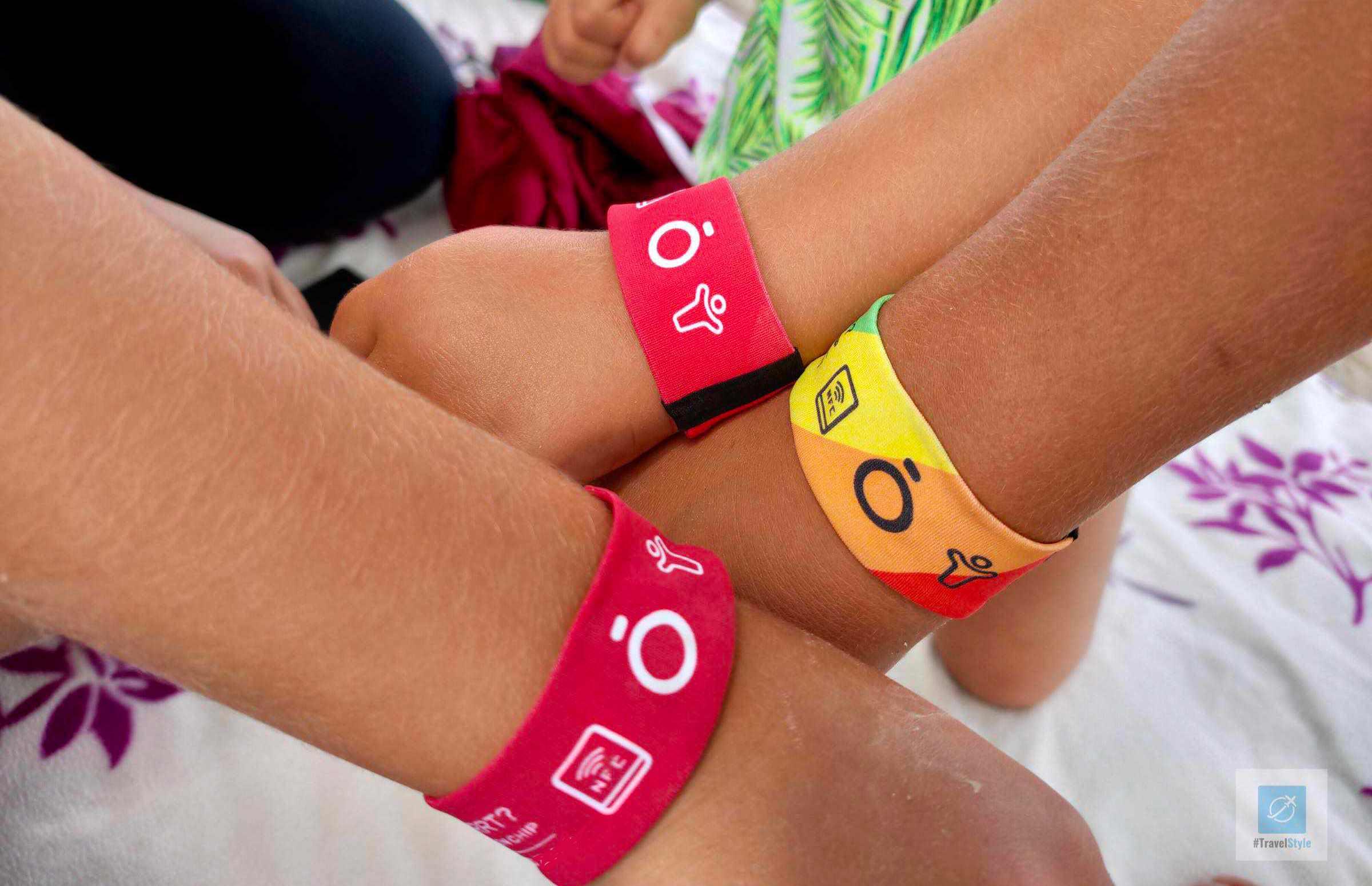 bluon.me – Das Armband für mehr Sicherheit mit Kindern
