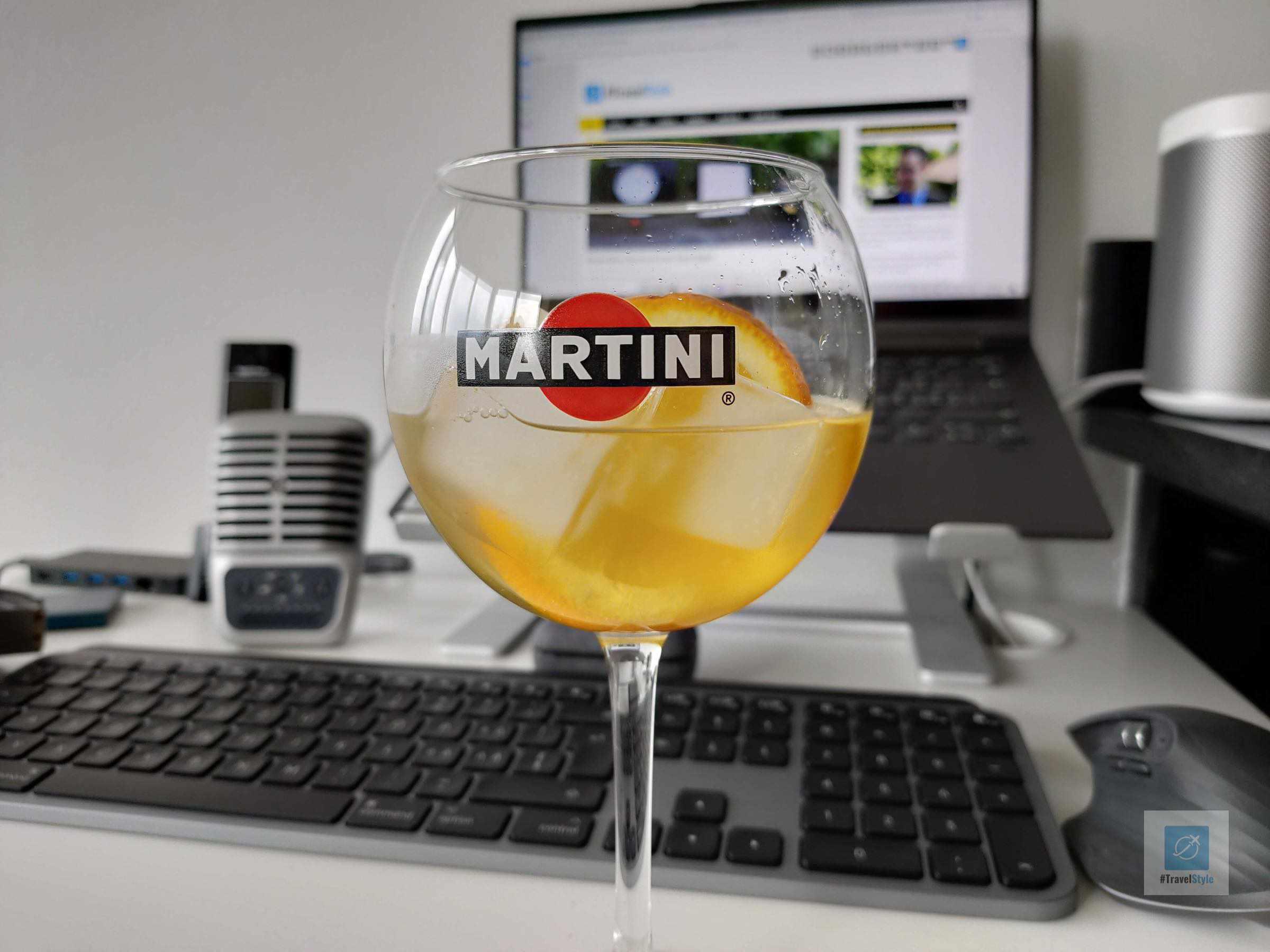 Martini alkoholfrei & Tonic