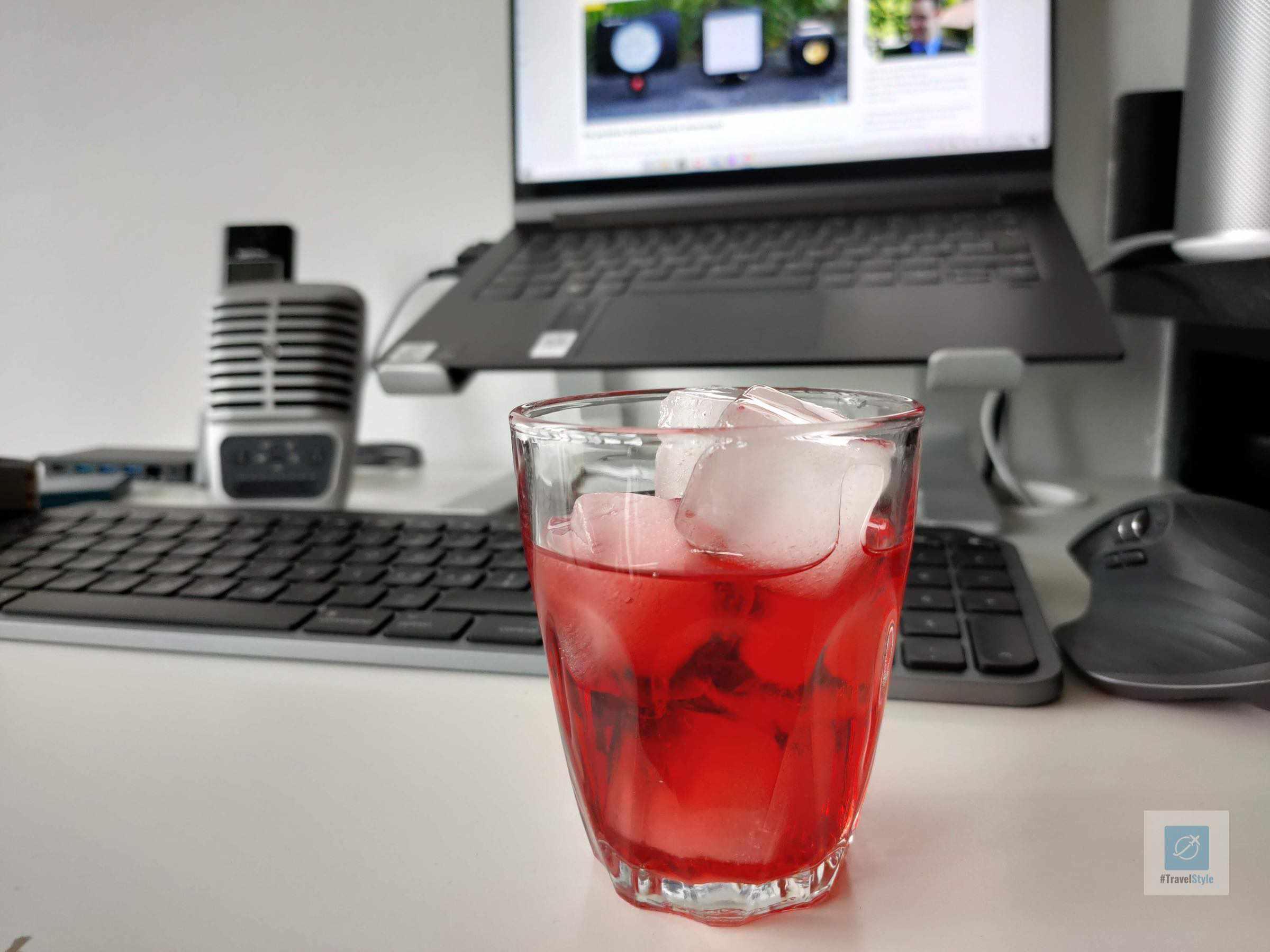 Martini alkoholfrei und Grapefruit